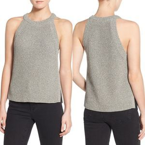 Madewell Valley Sweater Knit Tank Top